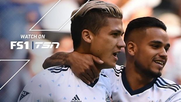 Vancouver Whitecaps FC vs. Columbus Crew SC 2017 MLS Match Preview Saturday, Sept. 16 - 7 pm ET BC Place - Vancouver, B.C. WATCH: TSN in Canada | MLS LIVE in the US After months toiling near the playoff line, the Vancouver Whitecaps moved into first place in the Western Conference on Wednesday