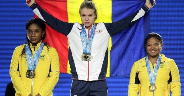 Fata cu nervii tari » Loredana Toma a câștigat trei medalii de aur la Campionatele Mondiale de la Anaheim, o ediție de.