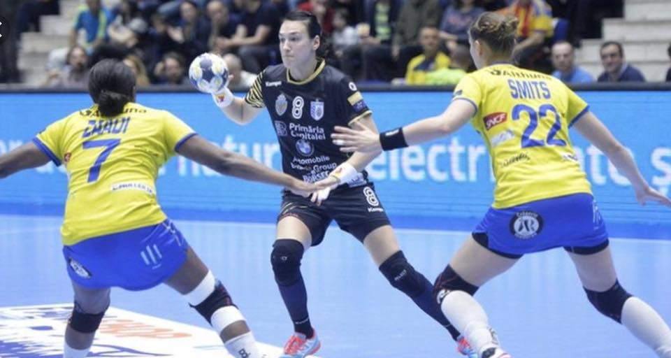 Romanian team CSM Bucuresti have managed to qualify for the Women's EHF Champions League Final4 for the third time in a row.