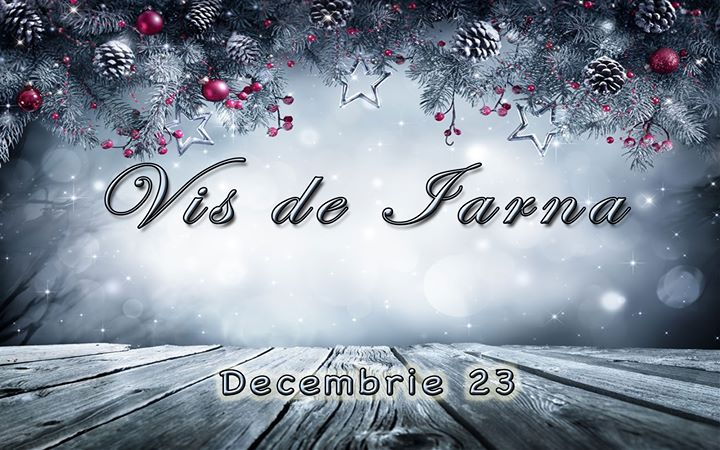 Ne vedem Duminica la orele 17:00!  http://conexussolutions.ca/vis-de-iarna