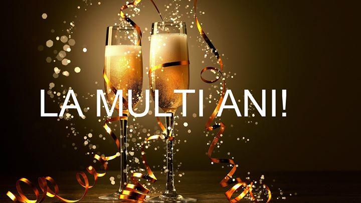 2019 sa vina cu bucurii, cu zambete si cu impliniri! An Nou Fericit tuturor!