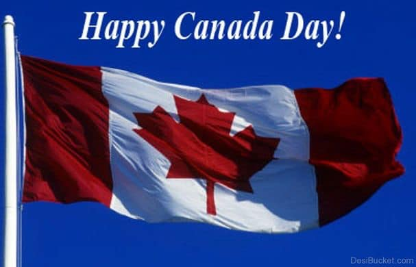 Să aveți un weekend minunat și să sărbătoriți ziua Canadei alături de cei dragi!